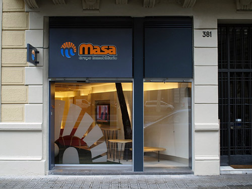 Real State Agency Masa, Barcelona