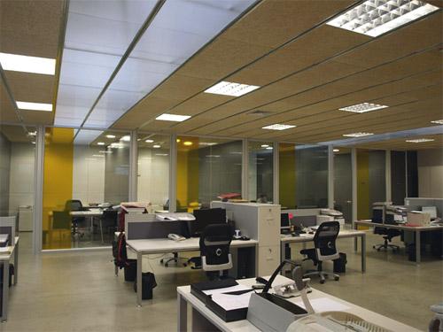 Oficines TFM energia solar,  Montcada i Reixac
