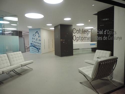 COOOC, Col·legi Oficial d'Òptics i Optometrístes de Catalunya