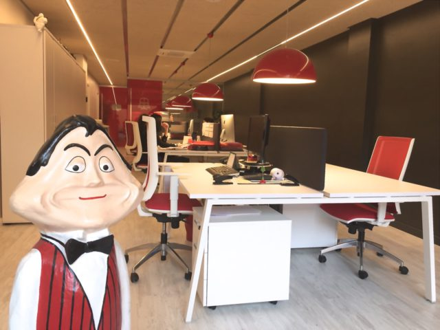Oficines Brunet Publicitat, Sabadell