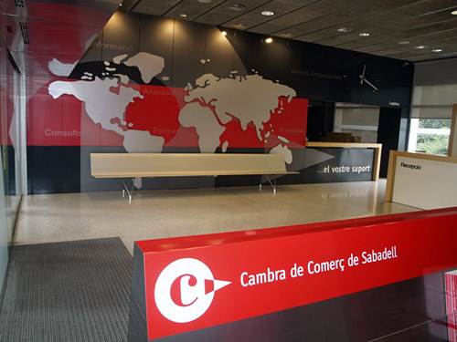 Chamber of Commerce, Sabadell