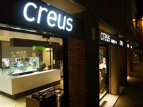 Creus, image and sound, Sabadell